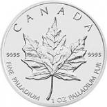 Выкуп  Канадский кленовый лист. 1 OZ– Палладий